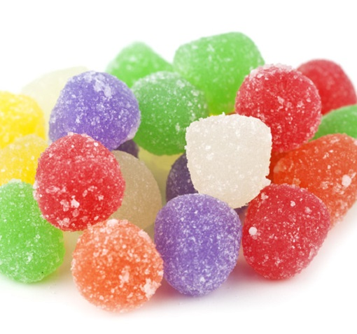 Spice Drops bulk candy spice jelly gum drops 1 pound