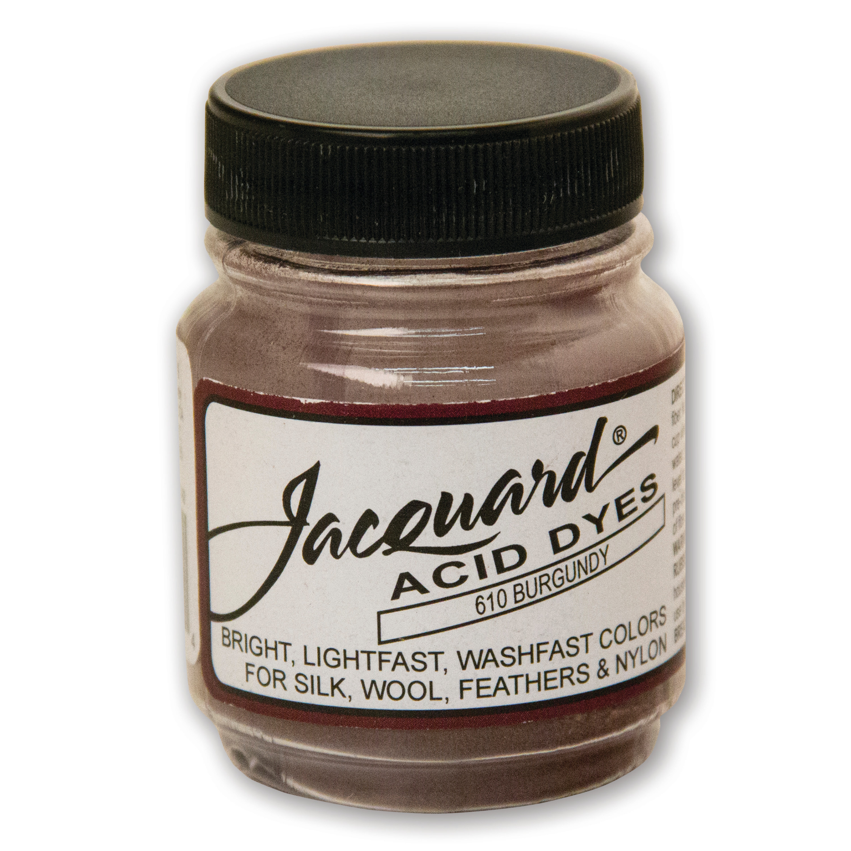 Jacquard Acid Dye, 1/2 oz., Burgundy - Walmart.com - Walmart.com