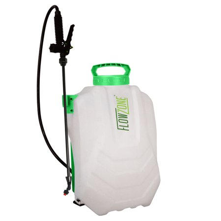 Tornado 4-Gallon Multi-Use Continuous-Pressure 18V/2.6Ah Lithium-Ion Backpack