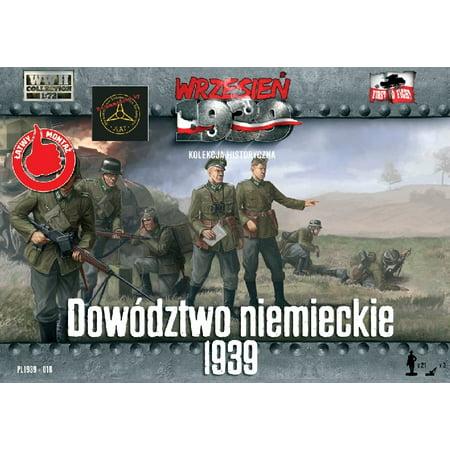 1/72 German Infantry Headquarters Officers 1939 (21) - image 1 de 1