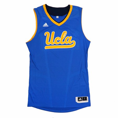 a2097b0d0e4 UCLA Bruins NCAA Adidas Blue Authentic On-Court Pro Cut March ...