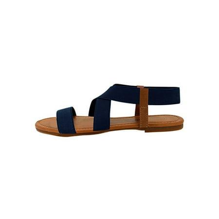 18491ee3292b Sandlup - Women s Comfort Summer   Fall Flat Sandal Shoes