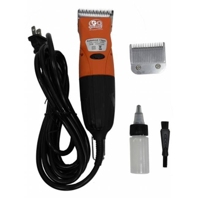 Go Pet Club PC-902 Professional Dog Cat Hair Trimmer Grooming Clipper Razor