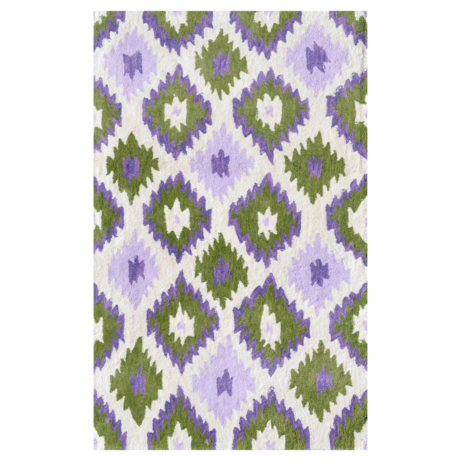 The Rug Market Ikati Size 2.8' x 4.8' Area Rug