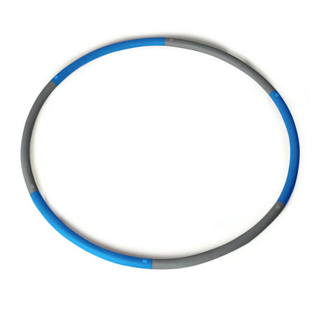 Gold's Gym 2 Lb Fitness Hoop (Hula Hoop Tricks)