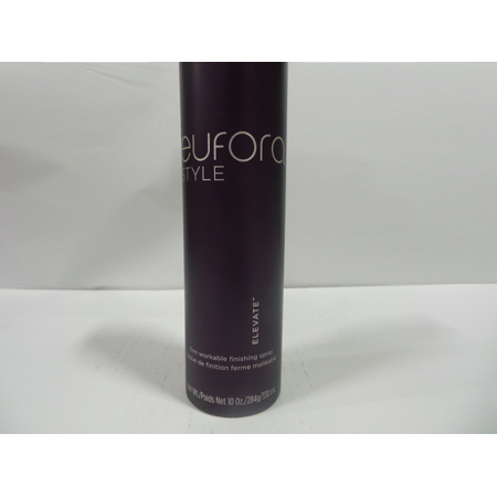 - Eufora Elevate Firm Hold Workable Finishing Hair Spray 10 oz-PACK OF 2