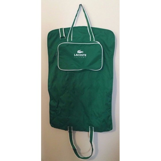 ea39244d1d Garment bag Lacoste 1 Pc Bag Unisex - Walmart.com