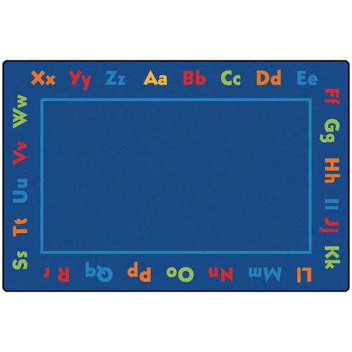 Carpets for Kids Value Plus Alphabet Area Rug