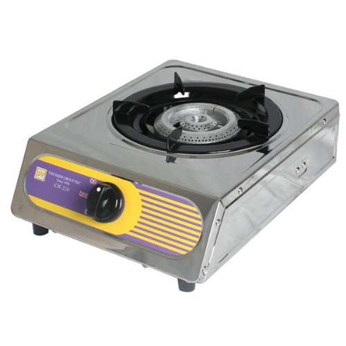 Exceptionnel Single Propane Gas Stove For Outdoor Or Indoor Cooking