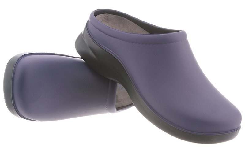 Klogs Dusty Unisex Clogs Made in the USA Purple Rain by
