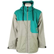 Sessions Range Snowboard Jacket Moss Mens