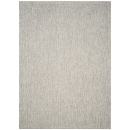 "Safavieh Courtyard 2'3"" X 12' Power Loomed Rug in Gray and Gray - image 3 of 4"