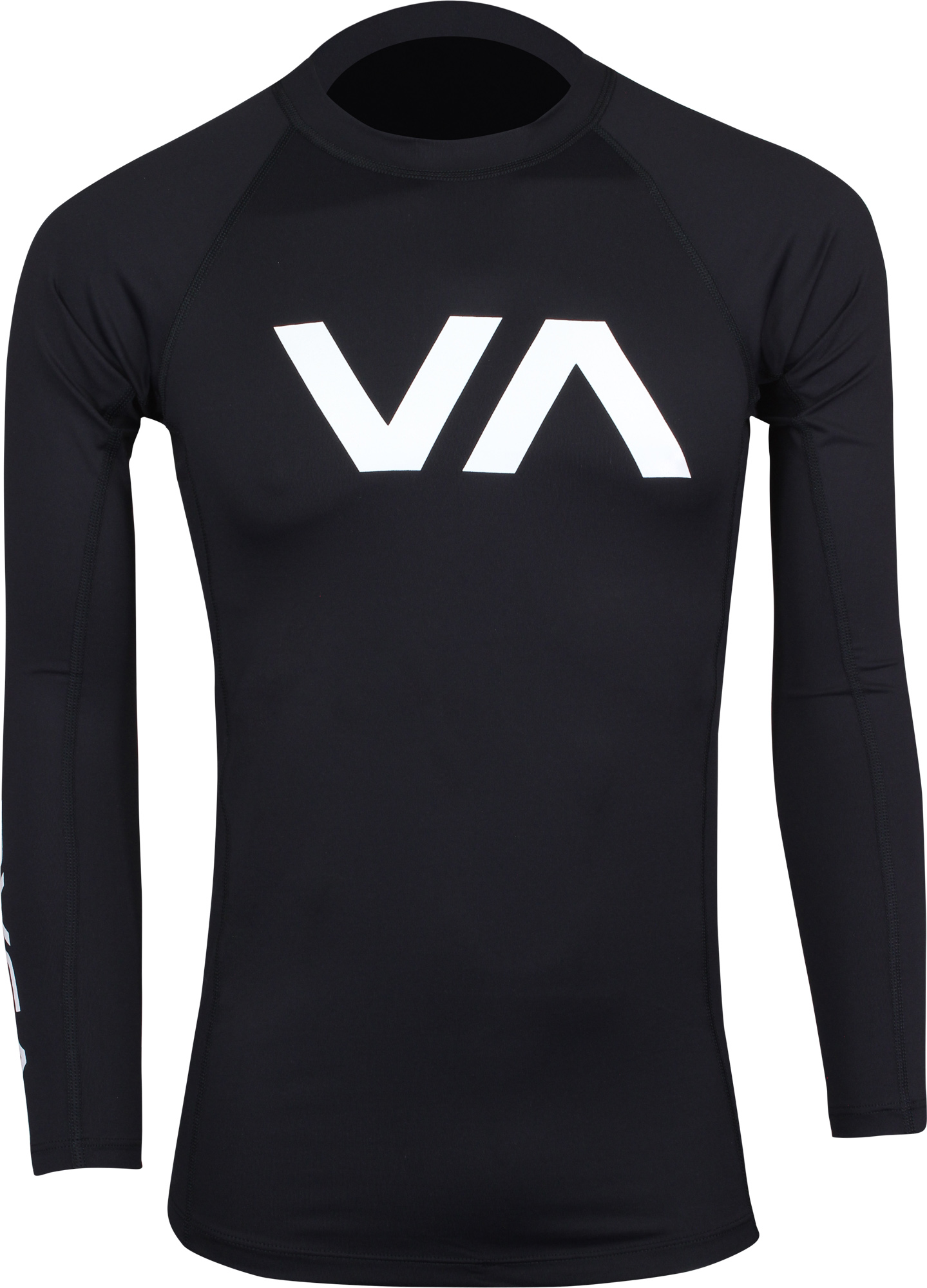 RVCA Mens Long Sleeve Rashguard MR51NRLS