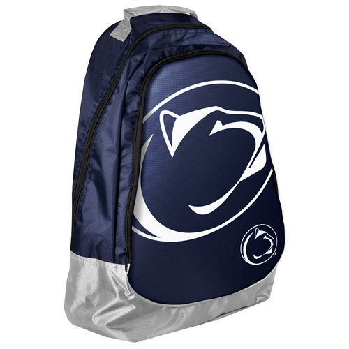 NCAA - Forever Collectibles Core Structured Backpack, Penn State Nittany Lions