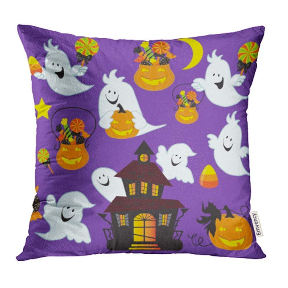 ARHOME Candy Cute Halloween Ghost Cartoon Funny Haunted