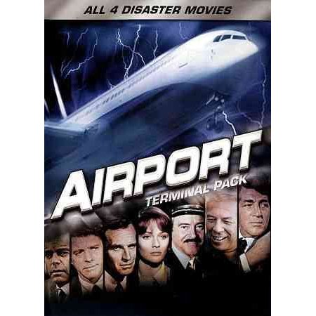 Airport Terminal Pack (DVD) (Larry Walker 1990 Leaf)