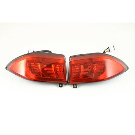 Club Car Precedent LED Taillights - By GOLF CARTS UNIVERSE