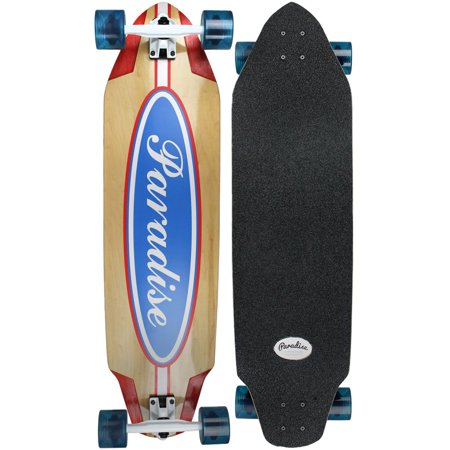 "Paradise Longboard Built Tough 10"" x 37.63"""