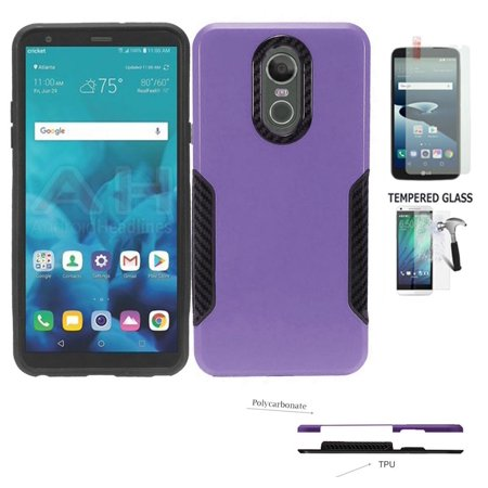Screen Protector for LG Stylo 4 Phone Case (L713DL, L713VL) / Stylo 4 Plus  Case (6 2