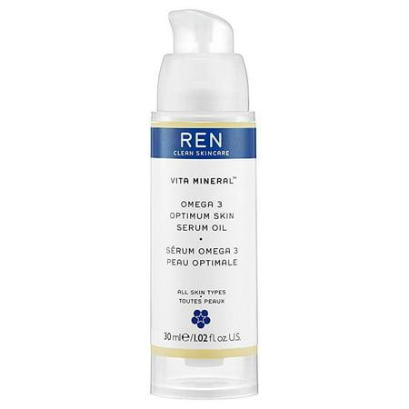ren vita mineral omega 3 optimum skin serum oil by ren