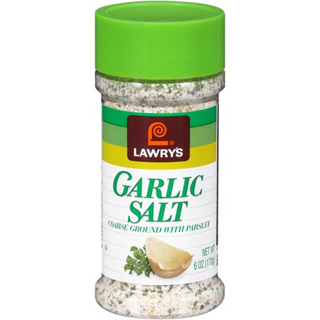 Lawry's Garlic Salt, 6.0 OZ - Walmart.com