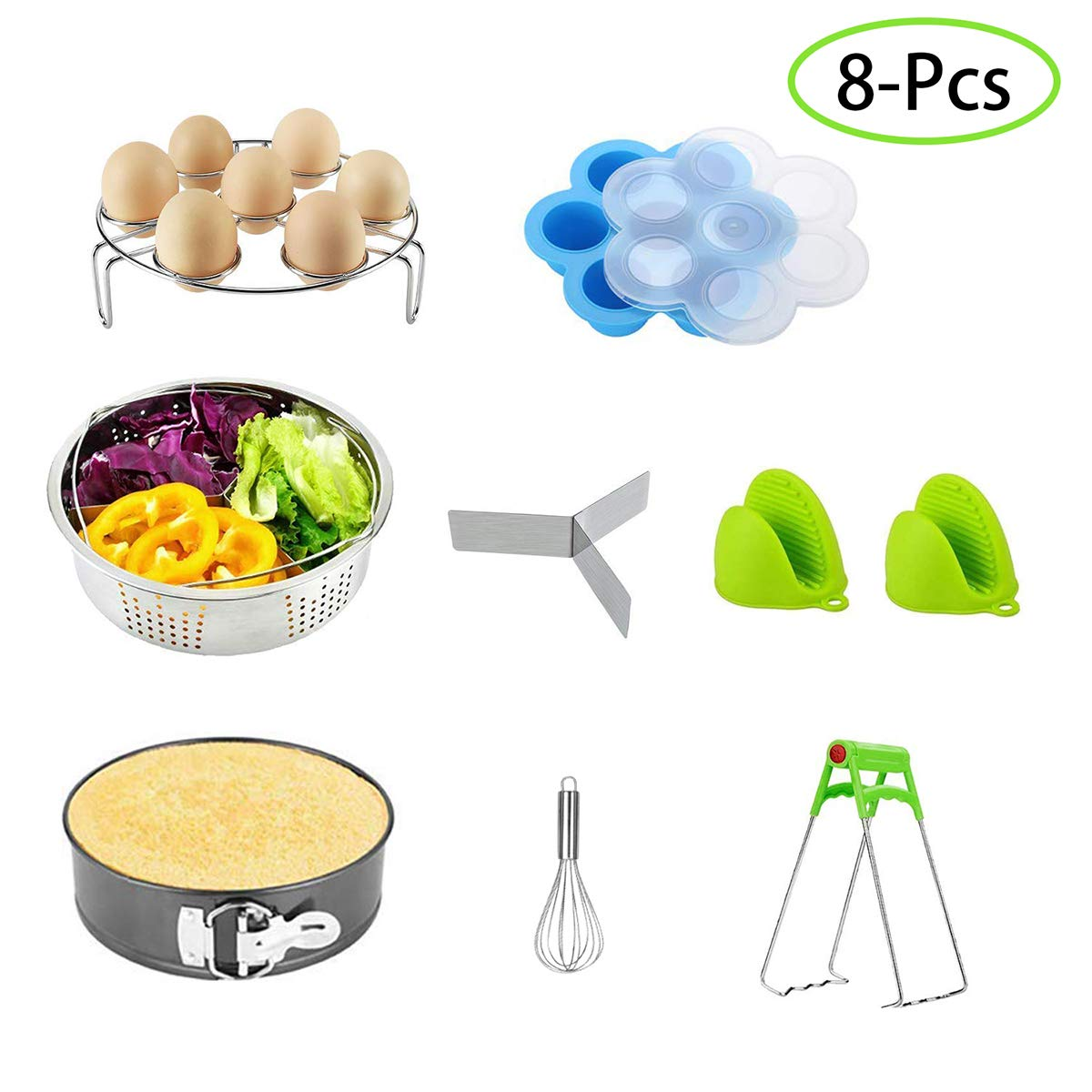Baking Silicone Egg Beaters Hand Egg Mixer Home 1 Pcs 9 Inches Cook Blender LI