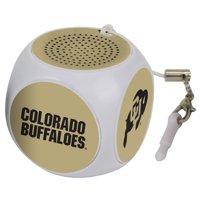 Colorado Buffaloes MX-100 Cubio Mini Bluetooth Speaker White
