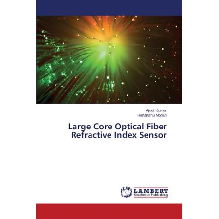 - Large Core Optical Fiber Refractive Index Sensor