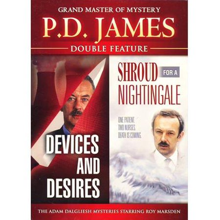 P.D. James: Devices And Desires / Shroud For A Nightingale