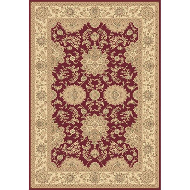 Dynamic Rugs LE91258019330 Legacy 7.10 x 10.10 58019-330 Rug - Red - image 1 of 1