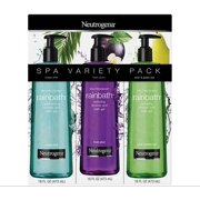 Neutrogena Gift Set Rainbath Variety 3-pack, 16 fl. oz. each