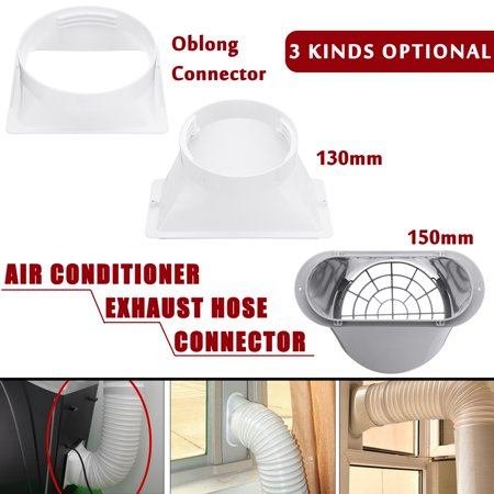 Shields Exhaust Hose (Portable Window Exhaust Hose / Tube Connector For Portable Air Conditioner Fits 5