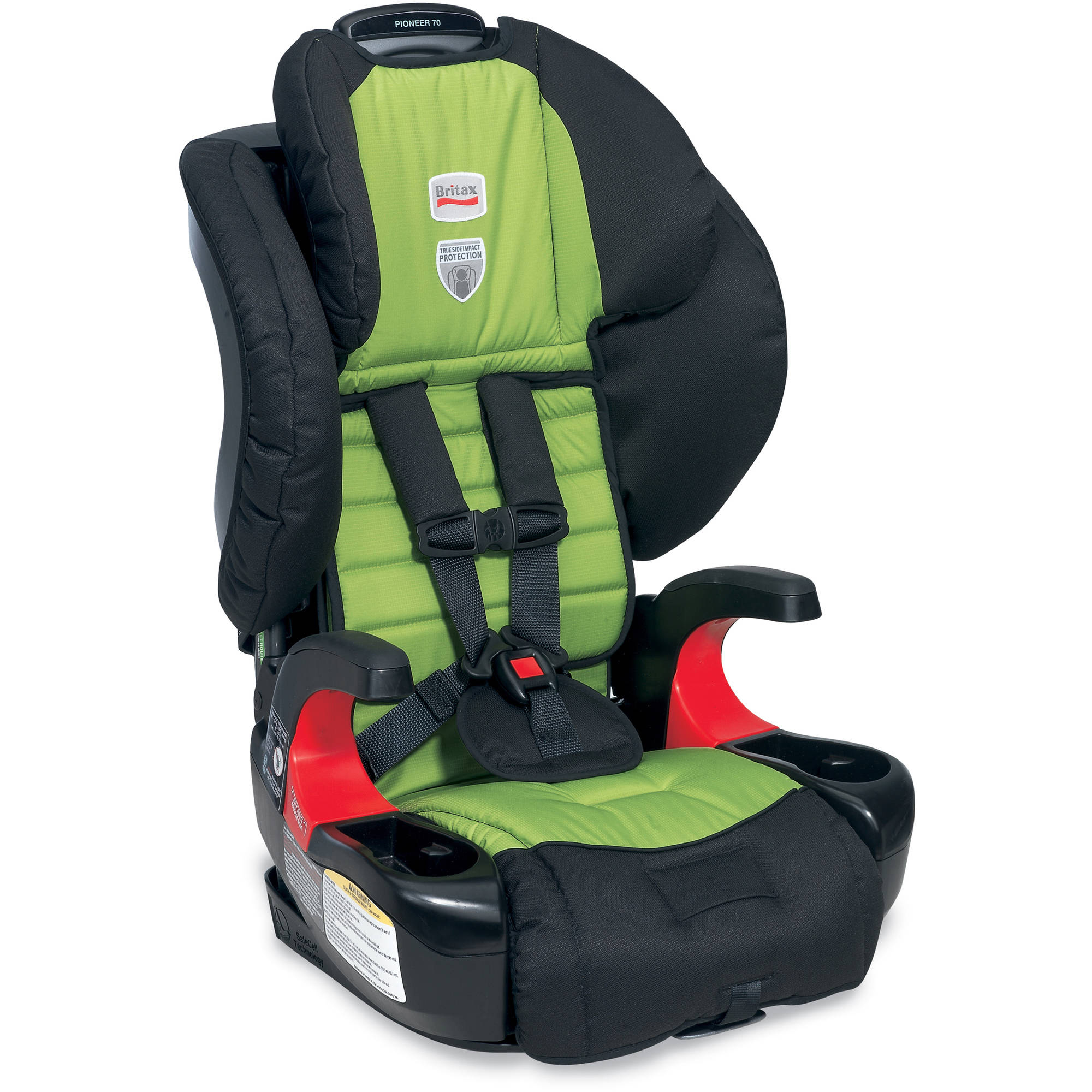 Britax Child Safety, Inc. Britax Pioneer 70 Combination Harness - 2 - Booster Car Seat