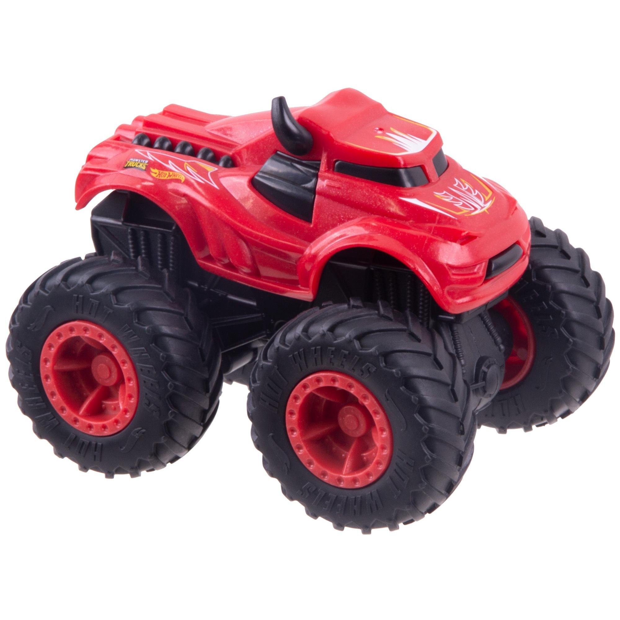 Hot Wheels Monster Trucks 1:43 Scale Steer Clear
