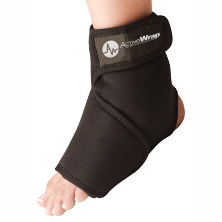Foot & Ankle Hot / Cold Therapy by Active Wrap (Therapy Hock Wraps)