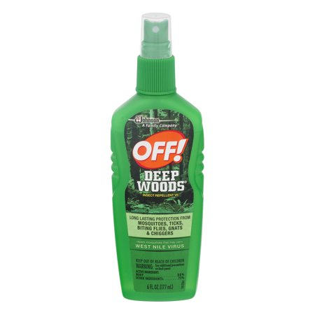 Off  Deep Woods Insect Repellent Vii  6 0 Fl Oz