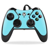 Skin Decal Wrap for PowerA Pro Ex Xbox One Controller Baby Blue