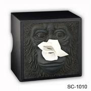 Caravelle Designs SC-1010 Gorilla Tissue Box Cover