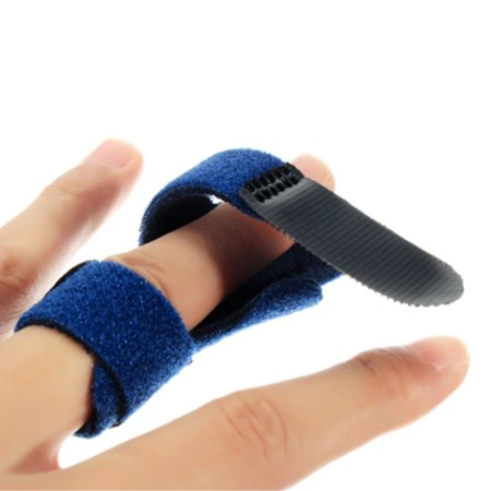 Trigger Finger Splint, Trigger Finger Support Brace, Support Brace for Straightening Curved, Bent, Locked and Stenosing Tenosynovitis Hands, Finger Pain Relief Knuckle Wrap (Best Finger Lock For Android)