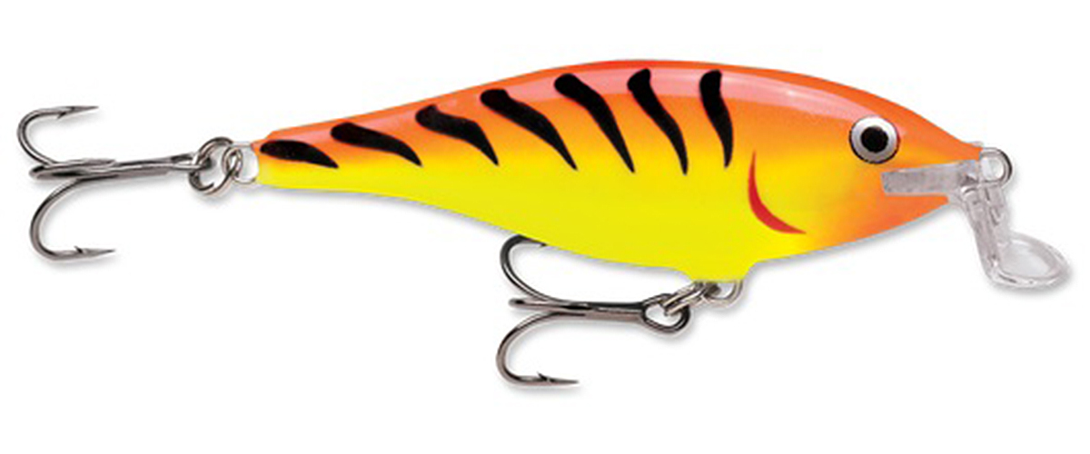 Rapala Shallow Shad Rap 07 Fishing Lure Hot Tiger by Rapala