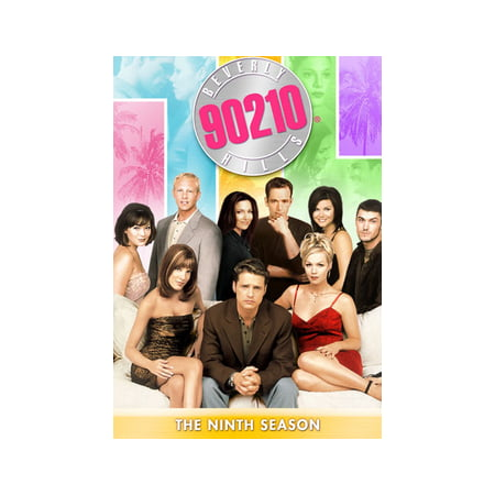 Beverly Hills 90210: The Ninth Season (DVD) (Angry Birds Seasons Halloween 1-8)