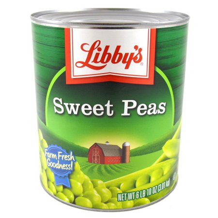 Sweet Pears (Libby's F003710094243 Peas Libby Sweet 4 Sieve 6-106)