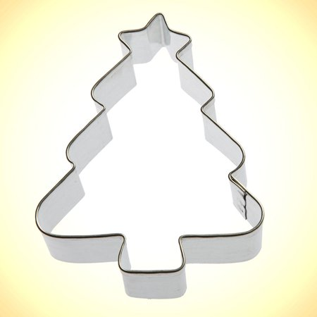Christmas Tree Cookie Cutter 3.25 in ()