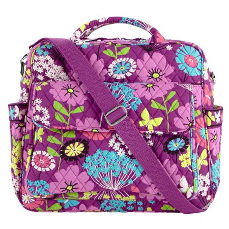 Vera Bradley Convertible Baby Bag Flutterby