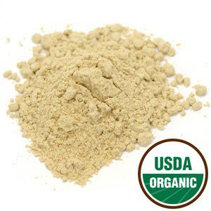 Organic Ginger Root Powder Starwest Botanicals 1 lbs Powder