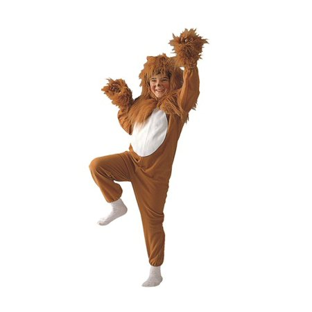 Mens Lion Costumes (Lion Child Costume)