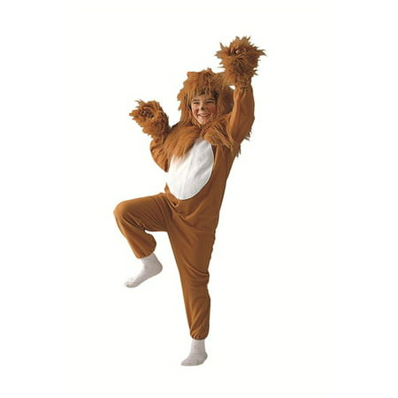 Lion Child Costume - Lion Catsuit
