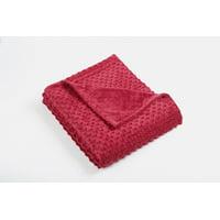 "HAITRAL NEX Blue Weighted Blanket Duvet Cover (60""x80"")"