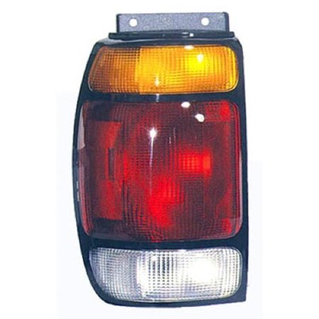 Go-Parts OE Replacement for 1995 - 1997 Ford Explorer Rear Tail Light Lamp Assembly / Lens / Cover - Left (Driver) Side F67Z 13405 AA FO2800113 Replacement For Ford Explorer 1995 95 Ford Explorer Tail