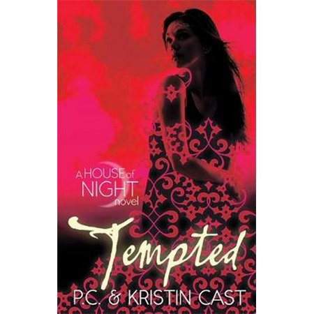 House Series Cast - Tempted: Number 6 in series (House of Night) (Paperback)